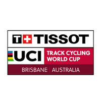 2019 UCI Track Cycling World Cup Logo