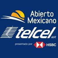 2019 Tennis ATP Tour Abierto Mexicano Telcel Logo