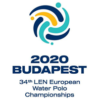 2020 European Water Polo Championship Logo
