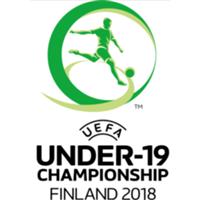 2018 UEFA U19 Championship Logo