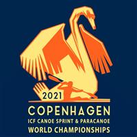 2021 Canoe Sprint World Championships Logo