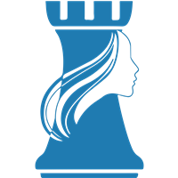 2019 European Individual Women Chess Championship Logo