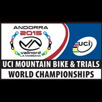 2015 UCI Mountain Bike World Championships Logo