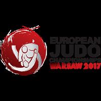 2017 European Judo Championships Logo