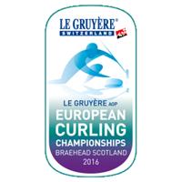 2016 European Curling Championships Logo