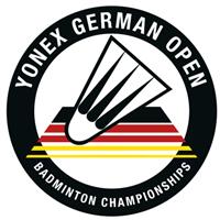2019 BWF Badminton World Tour German Open Logo