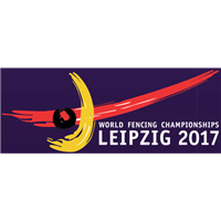 2017 World Fencing Championships Logo