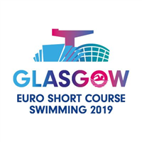 2019 European Short Course Swimming Championships Logo