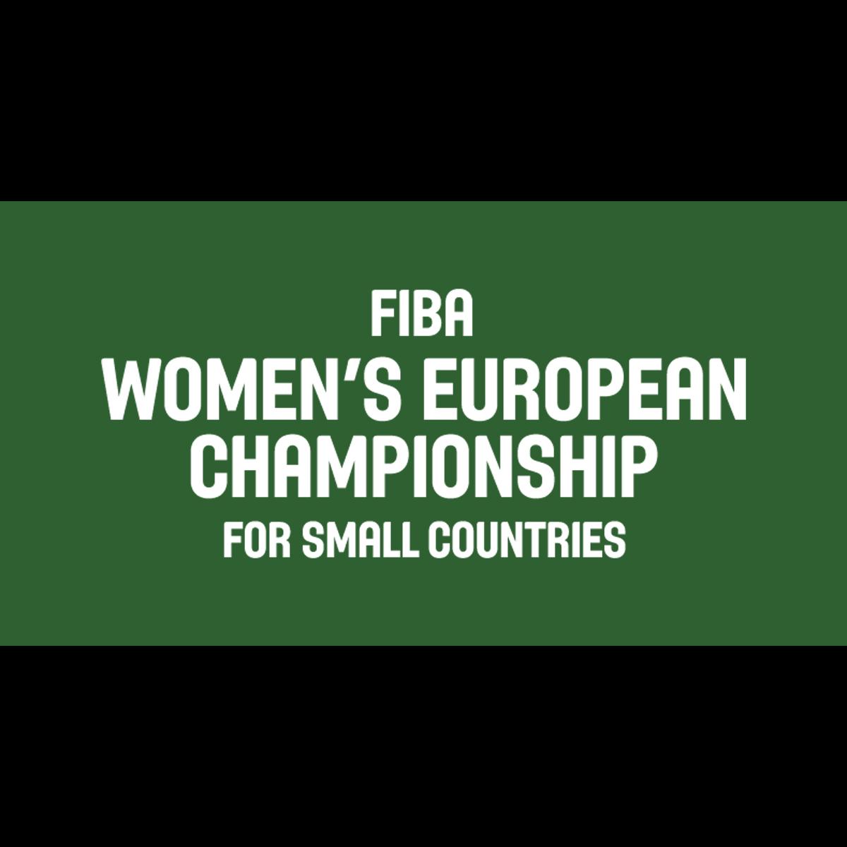 2018 FIBA Basketball Women's European Championship for Small Countries