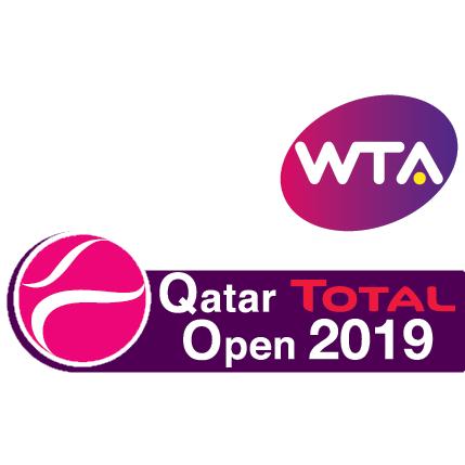 2019 WTA Tennis Premier Tour - Qatar Total Open