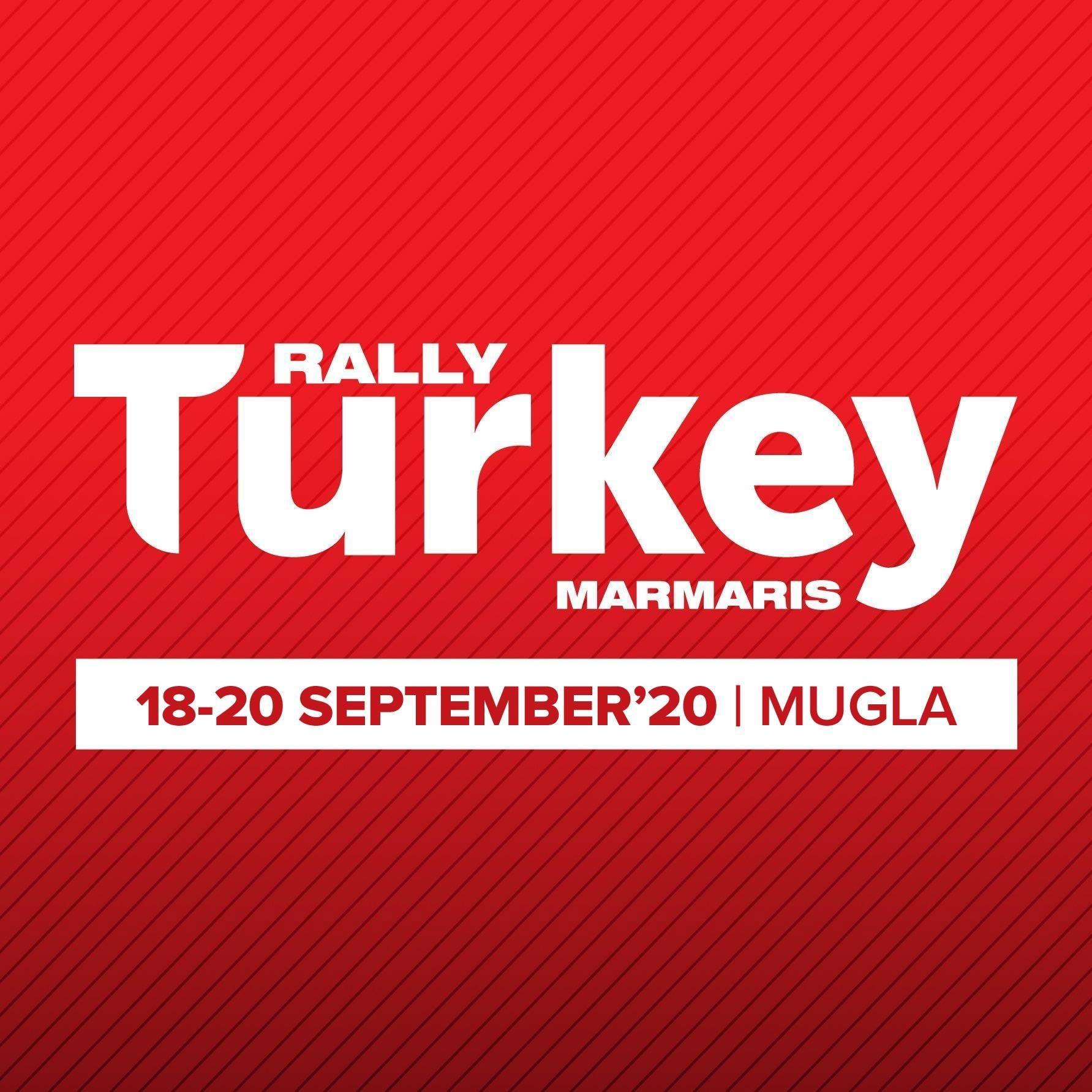 2020 World Rally Championship - Rally of Turkey