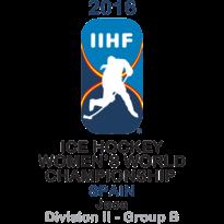 2016 Ice Hockey Women's World Championship - Division II B