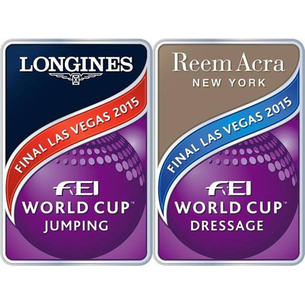 2015 Equestrian World Cup - Final