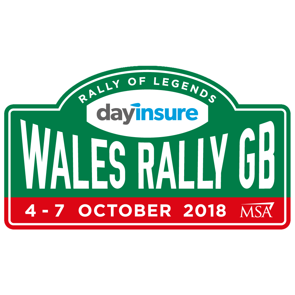 2018 World Rally Championship - Wales Rally GB