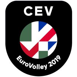 2019 European Women's Volleyball Championship