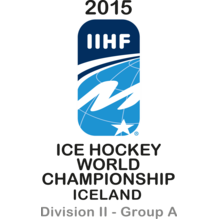 2015 Ice Hockey World Championship - Division II A