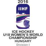 2016 Ice Hockey U18 Women's World Championship - Division I