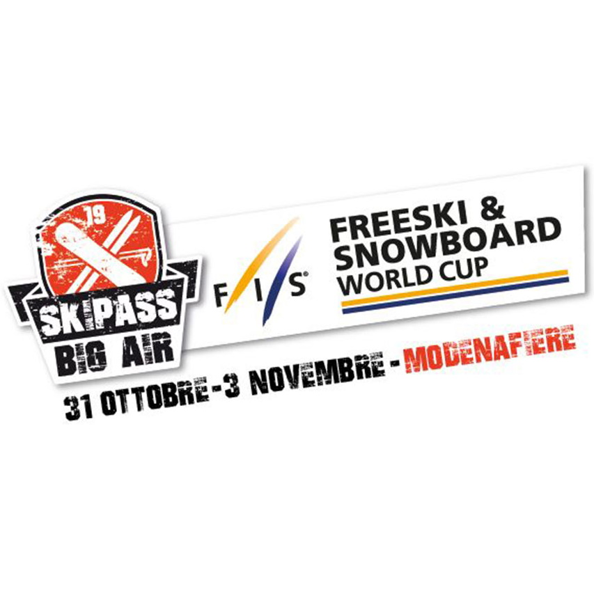 2020 FIS Snowboard World Cup - Big Air