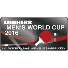 2016 Table Tennis World Cup - Men
