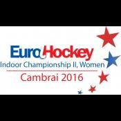 2016 EuroHockey Indoor Championships - II Women
