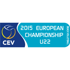 2015 U22 Beach Volleyball European Championship