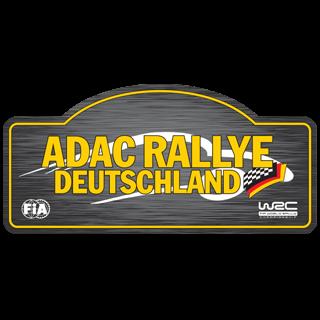 2019 World Rally Championship - ADAC Rallye Deutschland