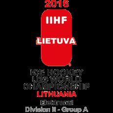 2016 Ice Hockey U20 World Championship - Division II A