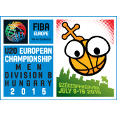 2015 FIBA U20 European Basketball Championship - Division B