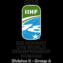 2016 Ice Hockey U18 World Championship - Division II A