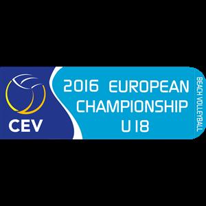 2016 U18 Beach Volleyball European Championship