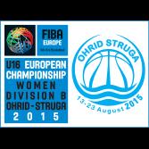 2015 FIBA U16 Women's European Basketball Championship - Division B