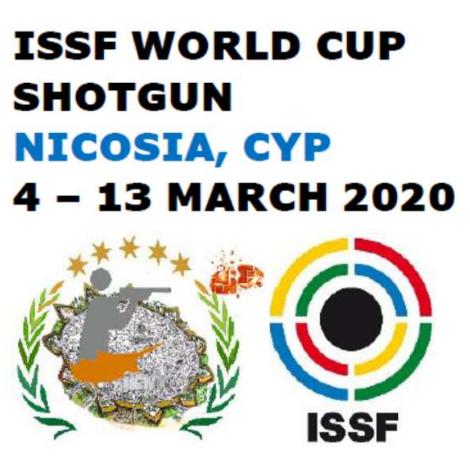 2020 ISSF Shooting World Cup - Shotgun