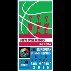 2015 FIBA U16 European Basketball Championship - Division C