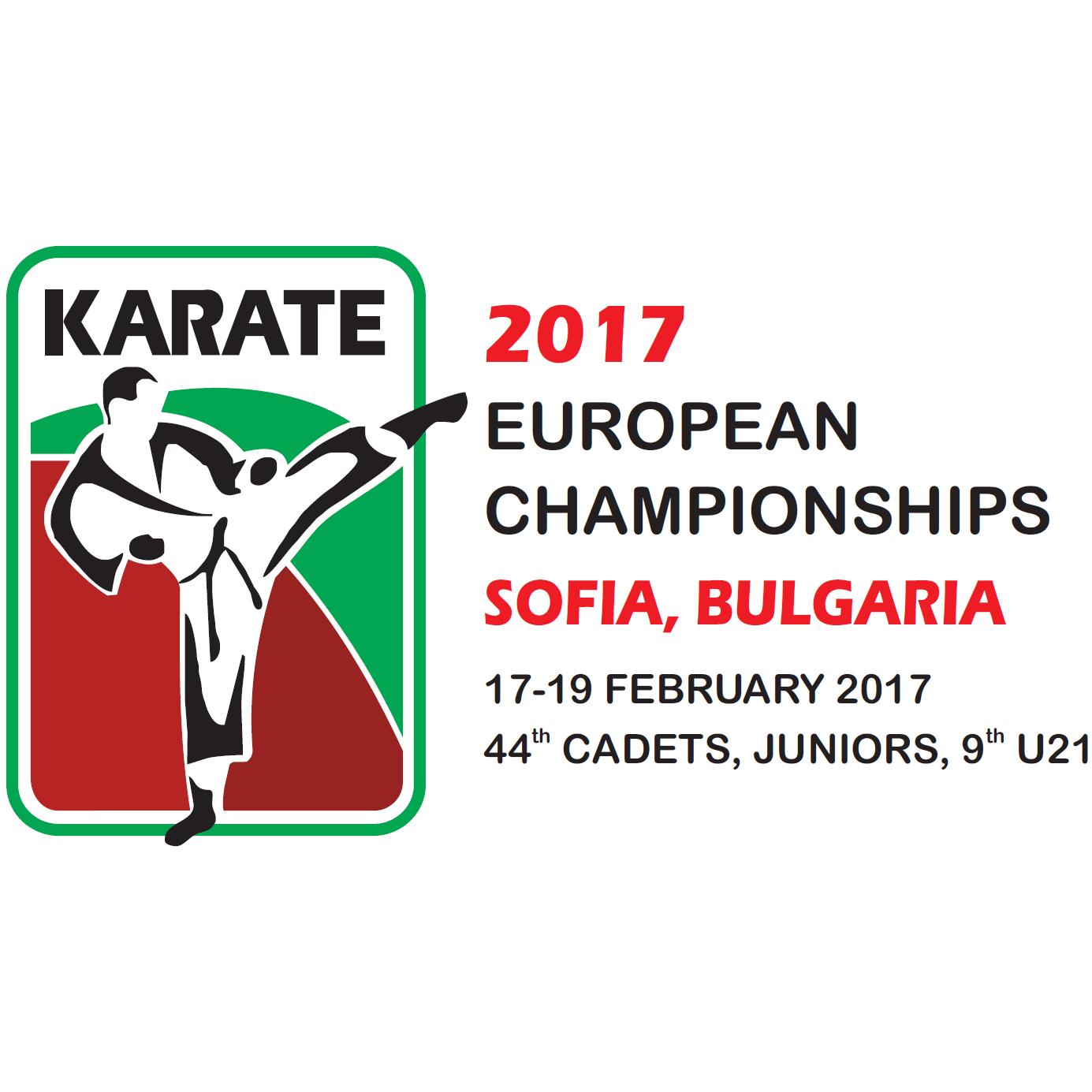 2017 European Karate Junior Championships