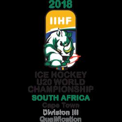 2018 Ice Hockey U20 World Championship - Division III Qualification