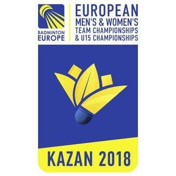 2018 European Team Badminton Championships