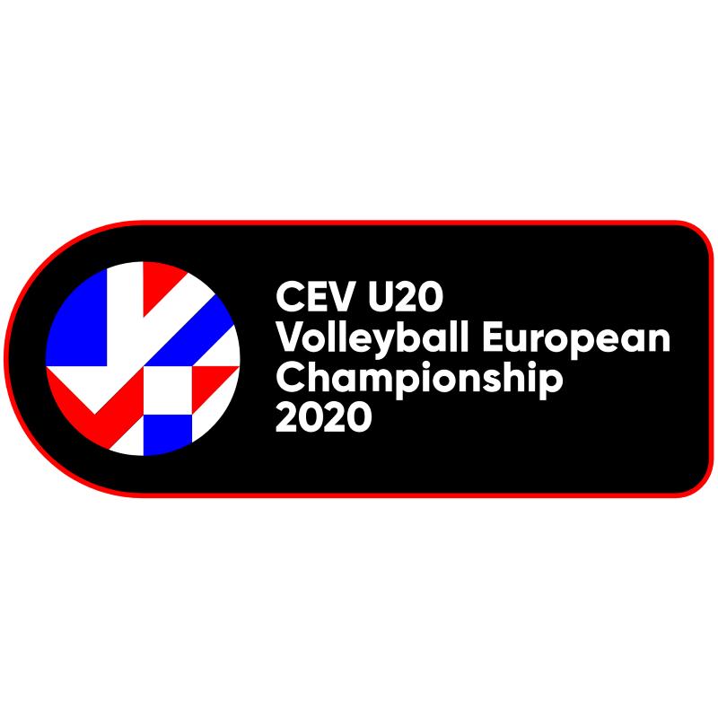 2020 European Volleyball Championship U20 Men