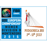 2015 FIBA U20 Women's European Basketball Championship - Division B