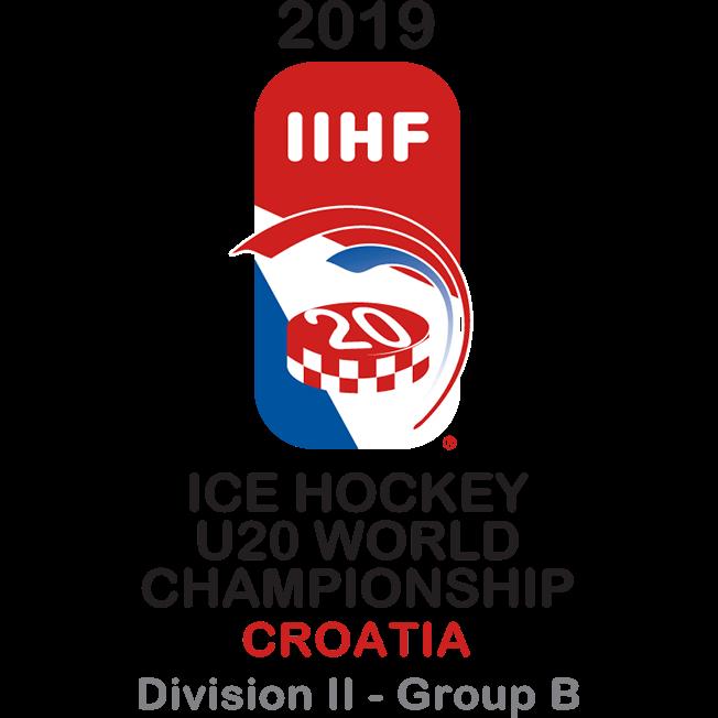 2019 Ice Hockey U20 World Championship - Division II B