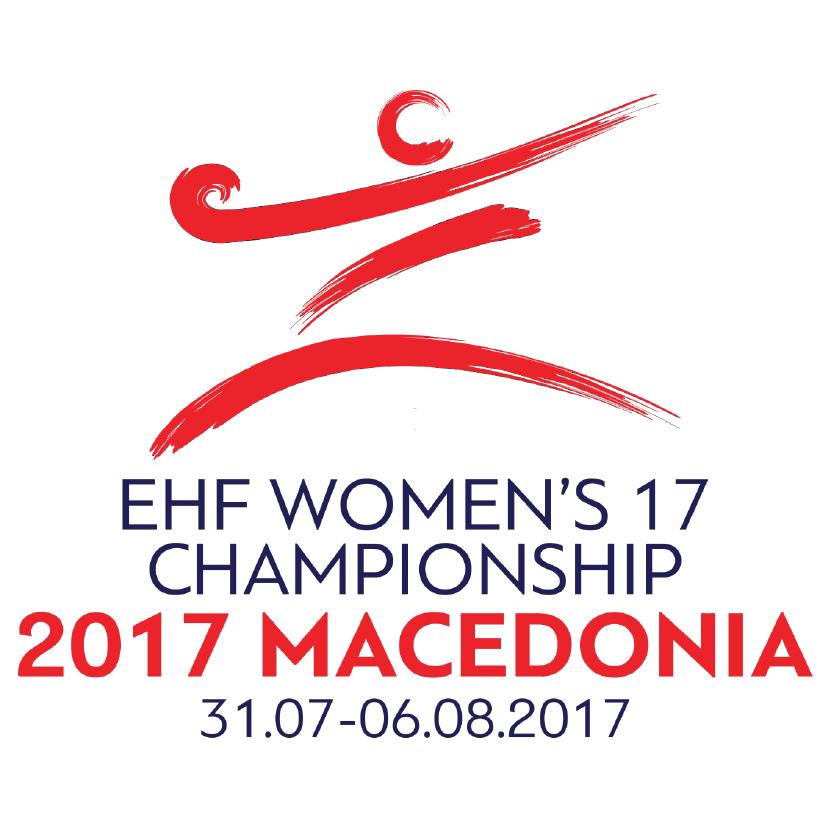 2017 European Handball Women's 17 EHF Championship - MKD