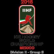 2016 Ice Hockey World Championship - Division II B