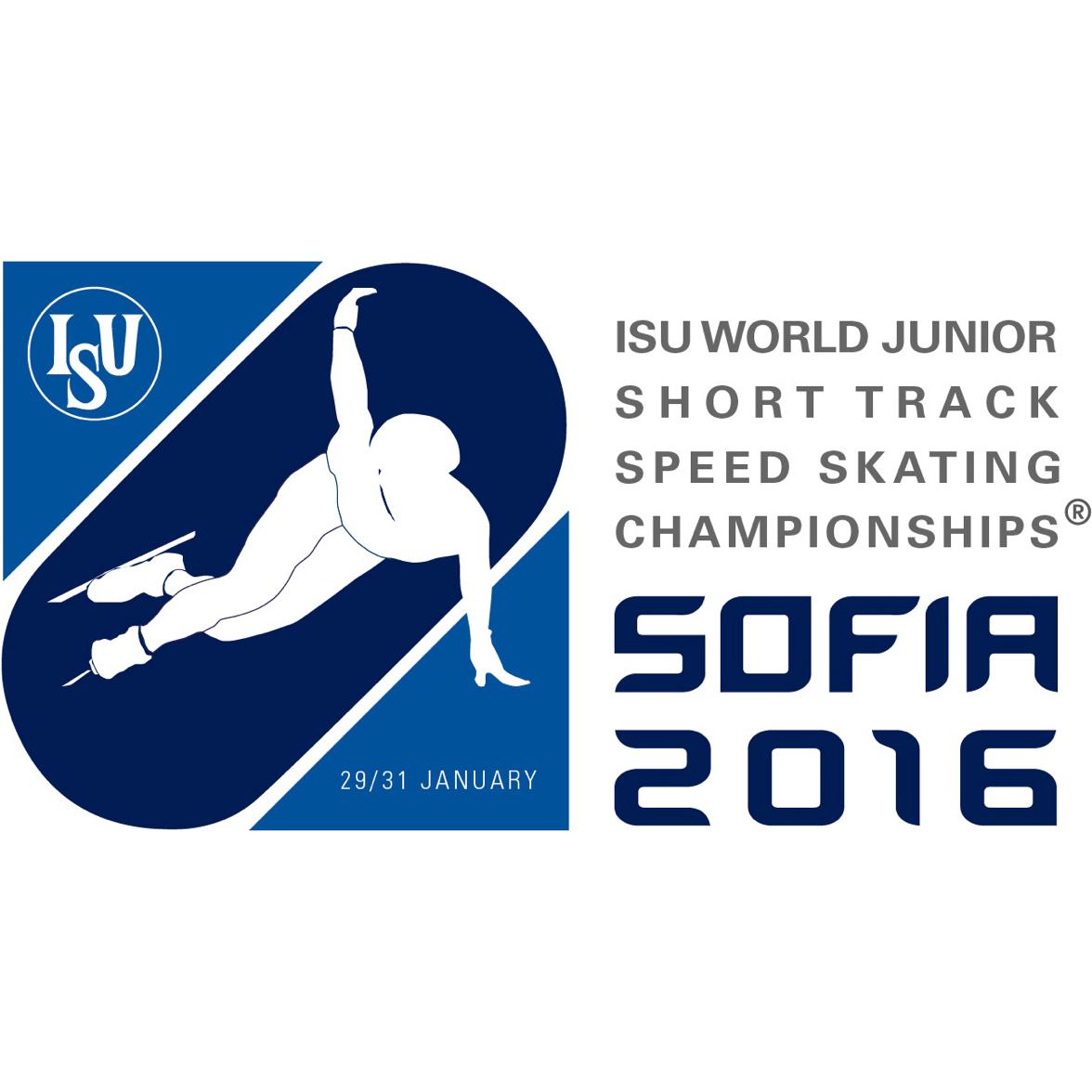 2016 World Junior Short Track Speed Skating Championships