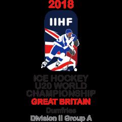 2018 Ice Hockey U20 World Championship - Division II A