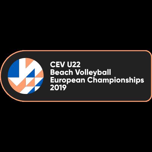 2019 U22 Beach Volleyball European Championship