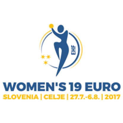 2017 European Handball Women's 19 EHF EURO