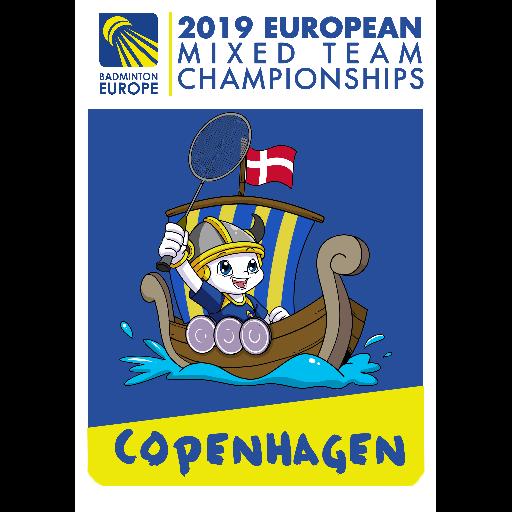 2019 European Team Badminton Championships