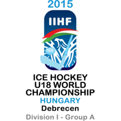 2015 Ice Hockey U18 World Championship - Division I A