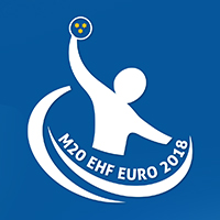 2018 European Handball Men's 20 EHF EURO