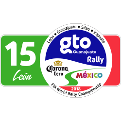 2018 World Rally Championship - Rally Mexico