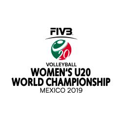 2019 FIVB Volleyball World U20 Women's Championship